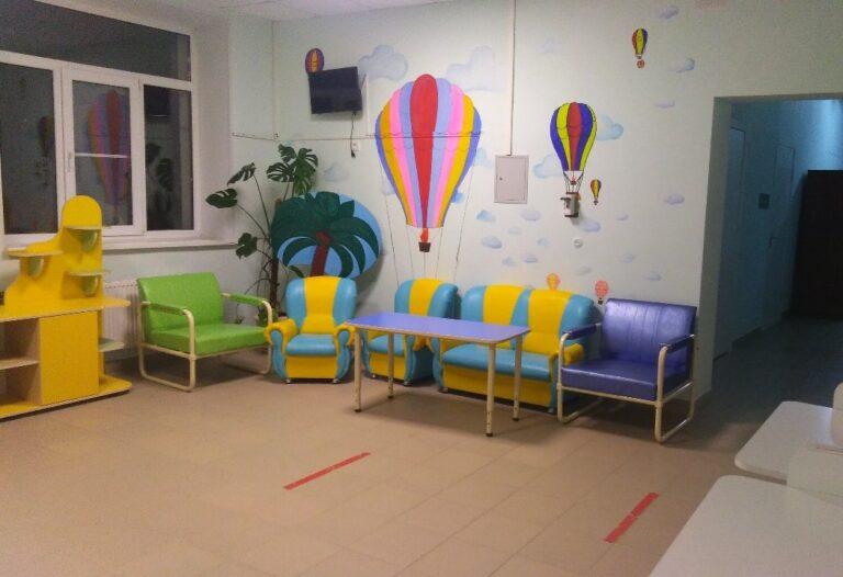 Детская волгоградская больница пополнилась оборудованием на 50 миллионов рублей