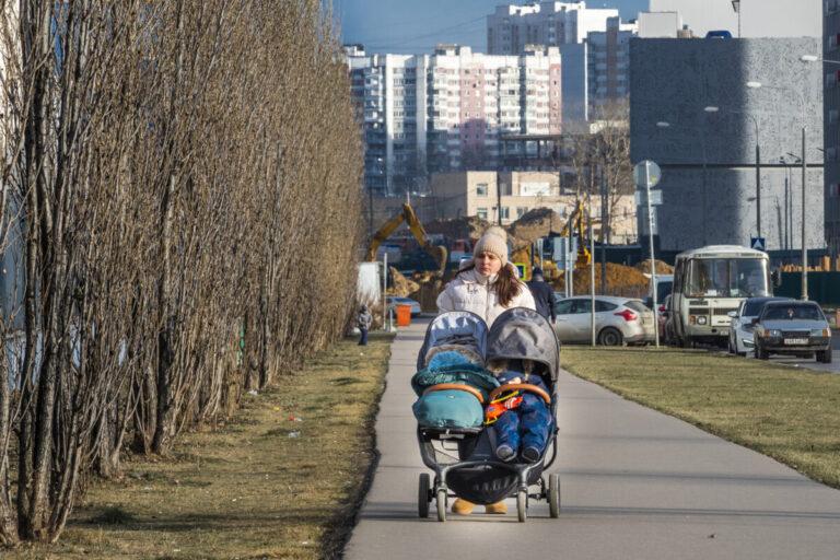 Молодым мамам Волгоградской области выделили дополнительное региональное пособие