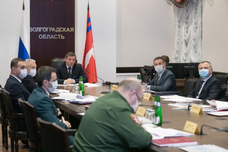 В Волгоградской области на праздниках усилят антикоронавирусный контроль