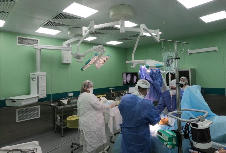 Жительнице Волгоградской области провели уникальную операцию