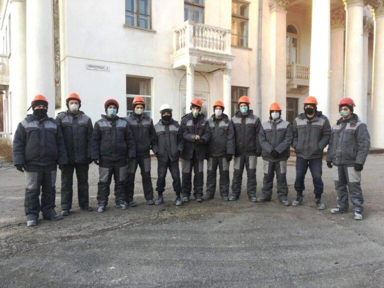 В Волгограде к реконструкции кинотеатра «Победа» привлекли студентов
