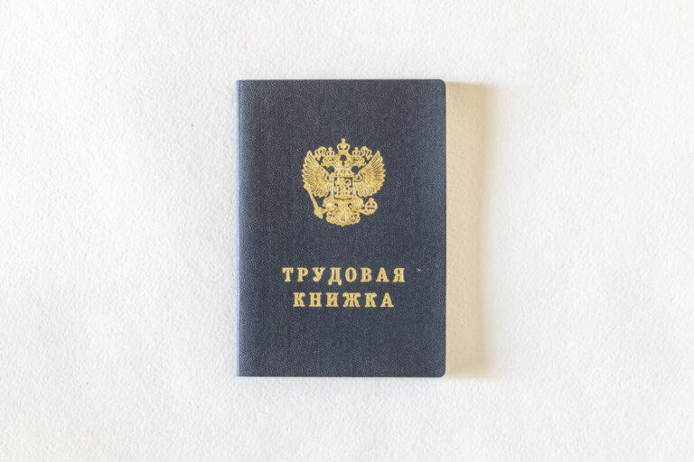Жителям Волгоградской области необходимо выбрать электронную или бумажную трудовую книжку до конца декабря