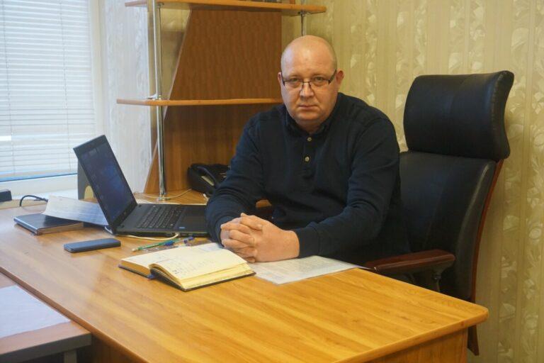 В Волжском назначили нового начальника отдела по делам ГО и ЧС