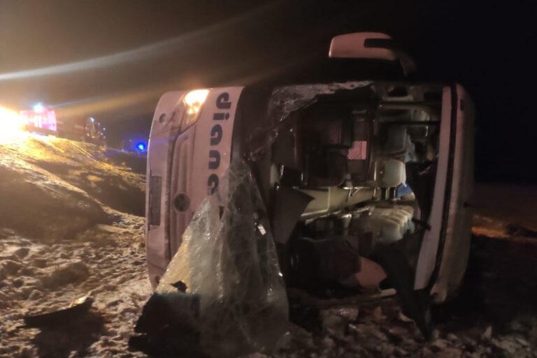 Волгоградская прокуратура проверит деятельность перевозчика в связи со смертельной аварией в Рязанской области
