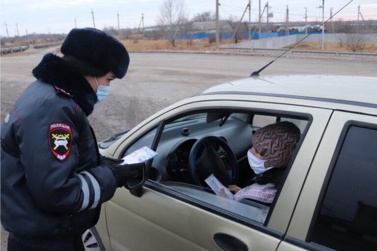 В Городищенском районе прошли рейды ГИБДД