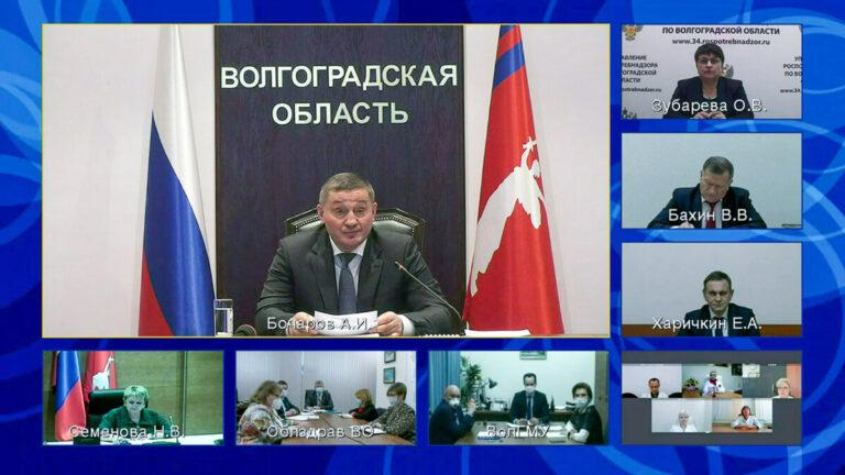 Здравоохранение Волгоградской области готовится работать в праздники в режиме повышенных нагрузок
