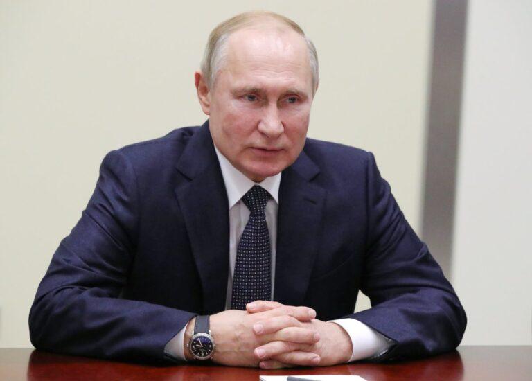 17 декабря Владимир Путин проведет ежегодную пресс-конференцию
