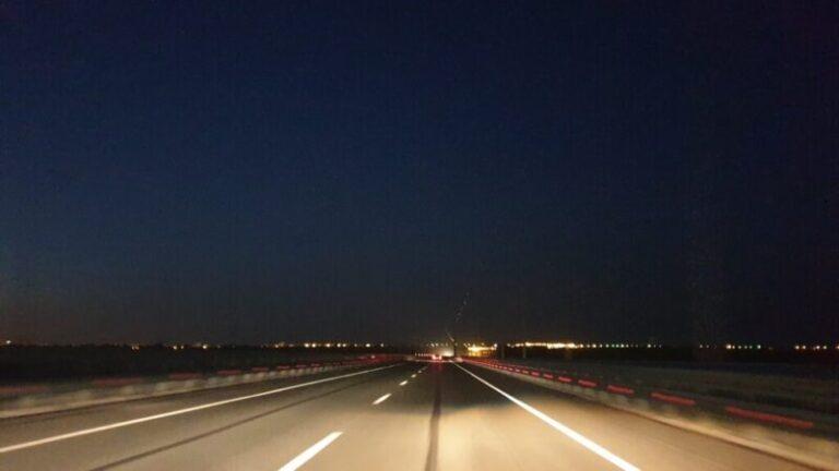 Прокуратура Волгоградской области выявила перебои в освещении моста через Ахтубу