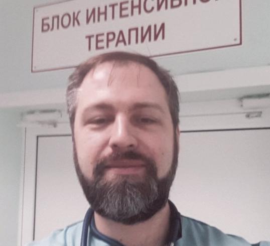 В Волгограде скончался 36-летний кардиолог Владислав Стаценко