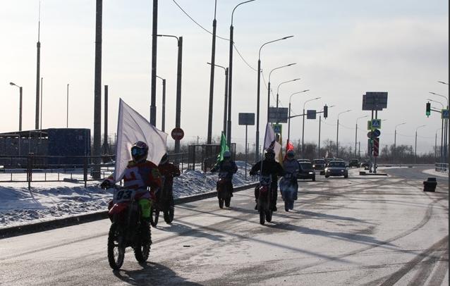 В Волгограде открыли дорогу-дублер Университетского проспекта