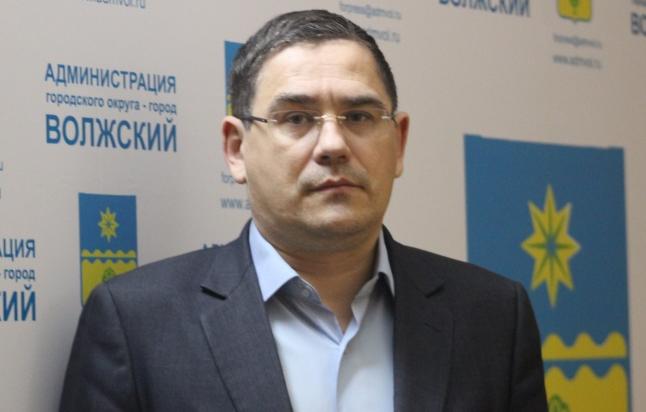 В Волжском взяли под стражу начальника Управления капитального строительства администрации