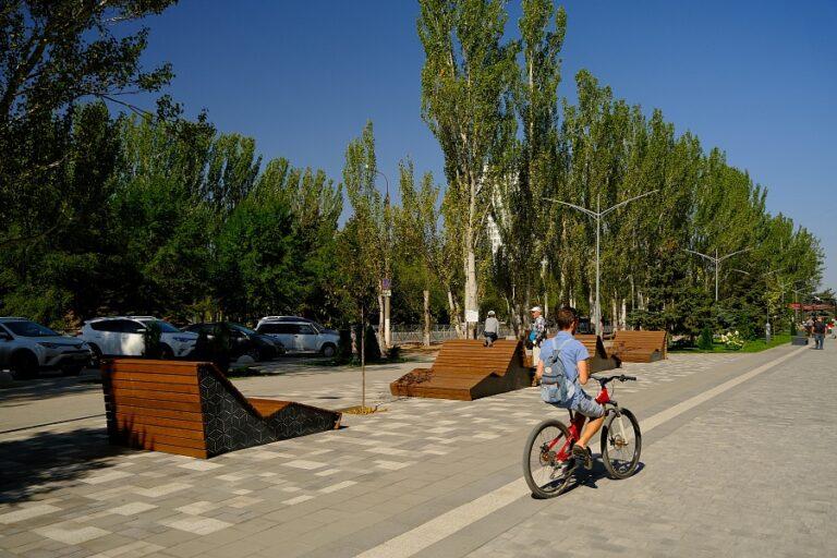 За минувший год в Волгоградской области благоустройство коснулось 174 объектов