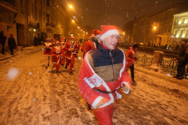 В Волжском состоится зимний Новогодний кросс