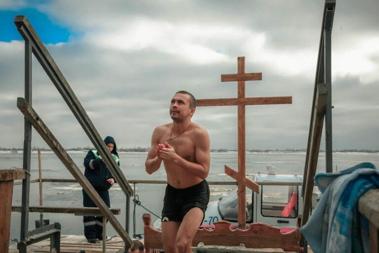 В этом году без палаток: в Волгограде на Крещение организуют шесть купелей