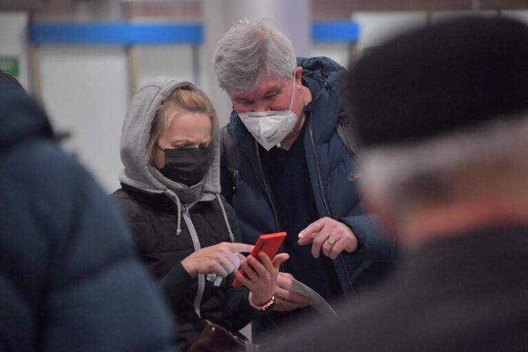 В России выявлен первый пациент с «британским» штаммом коронавируса