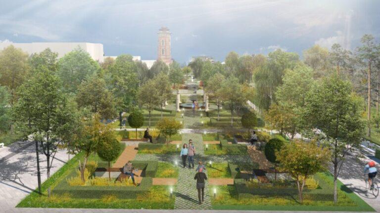 В Комсомольском саду Волгограда планируют организовать музей ретро техники