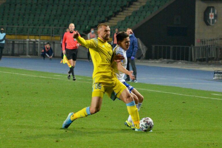 «Ротор» готовится подписать еще одного футболиста из премьер-лиги Казахстана