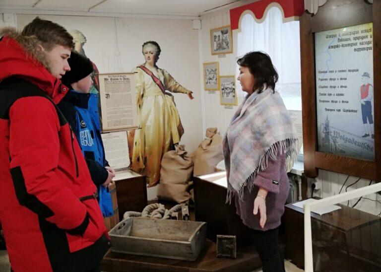 Под Волгоградом открыли музей первого поселения немцев Поволжья