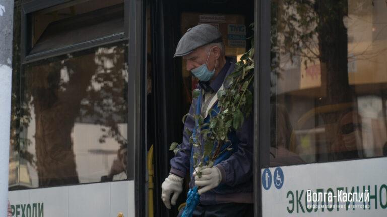 Пересадки в общественном транспорте для волжан стали бесплатными