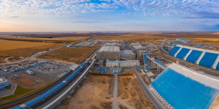ЕвроХим» создает новые промышленные мощности в Волгоградской области