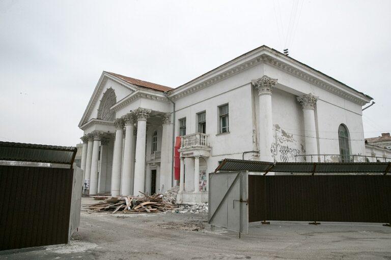 Дом детства на площадке кинотеатра «Победа» пообещали открыть в 2023 году