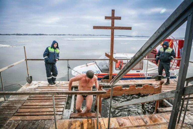 В Волгограде крещенским морозам быть: публикуем прогноз на 19 января