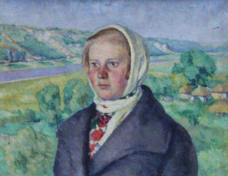 Волгоградскому музею подарили две ценные картины