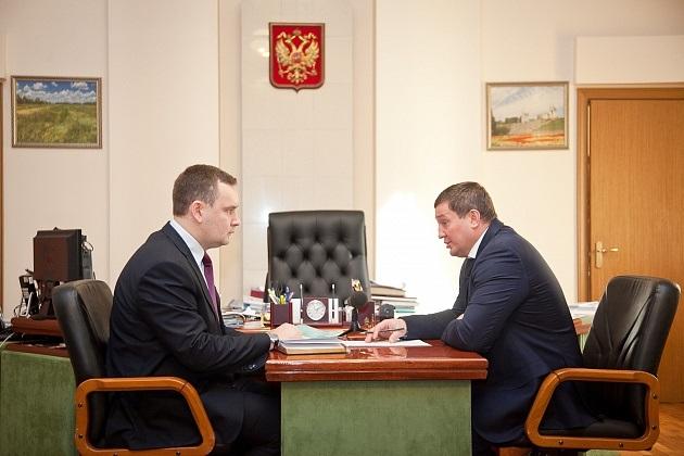 Андрей Бочаров дал очередной шанс своему бывшему заместителю
