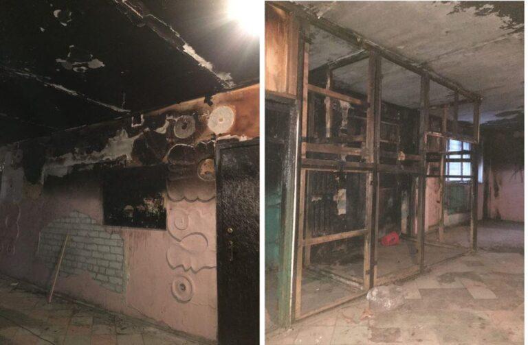 «Даже мусор не весь убрали»: волжане недовольны отремонтированным после пожара общежитием