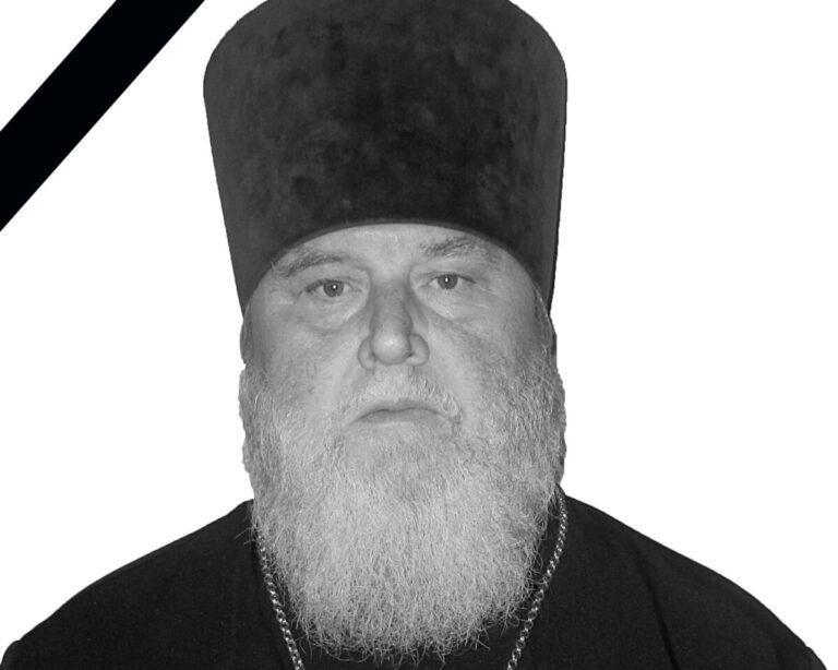 В Волгограде в ковидном госпитале умер настоятель известного храма