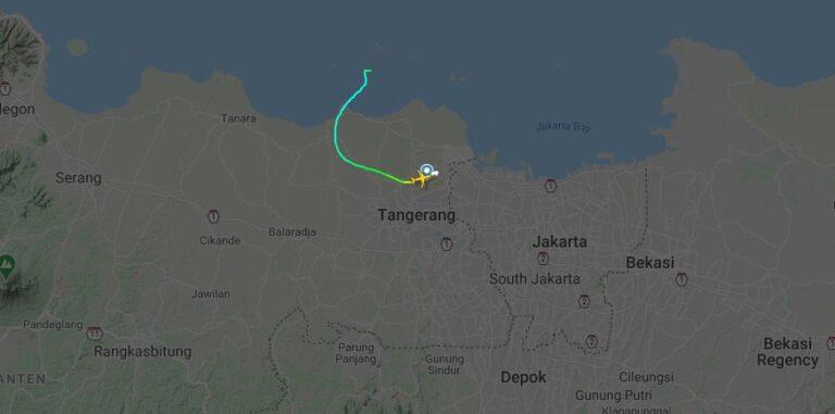 Пассажирский «Боинг», который пропал с радаров в Индонезии, найден разбитым