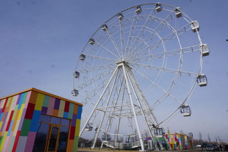 В Волжском зреет скандал из-за строительства цирковой площадки