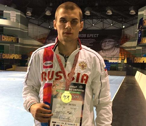 Волгоградец стал чемпионом Европы по рукопашному бою