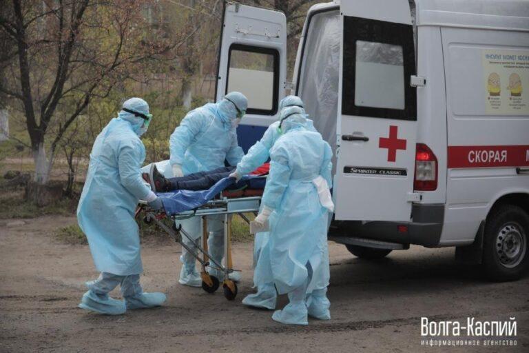 Волгоградская область начала рабочую неделю с новых смертей от ковида