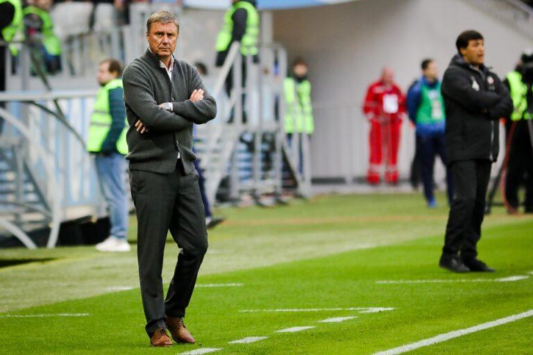 «Решение принято без эмоций»: Хацкевич уволен с поста главного тренера «Ротора»