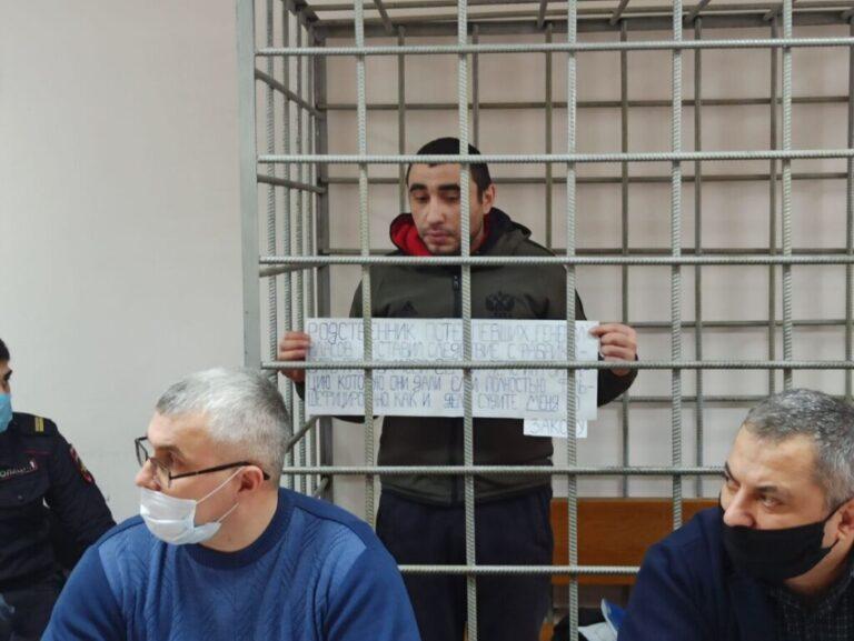 Арсена Мелконяна, обвиняемого в убийстве Романа Гребенюка, не стали отсаживать из одиночной камеры