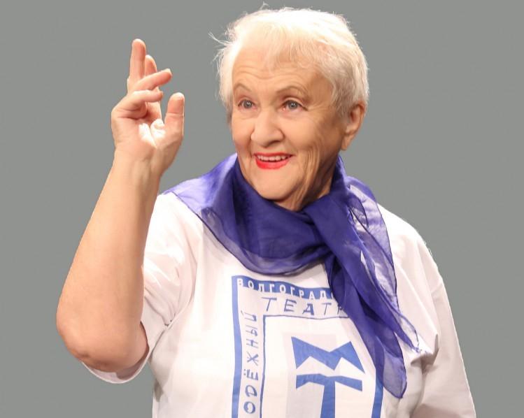 В Волгограде скончалась известная актриса Вера Семенова