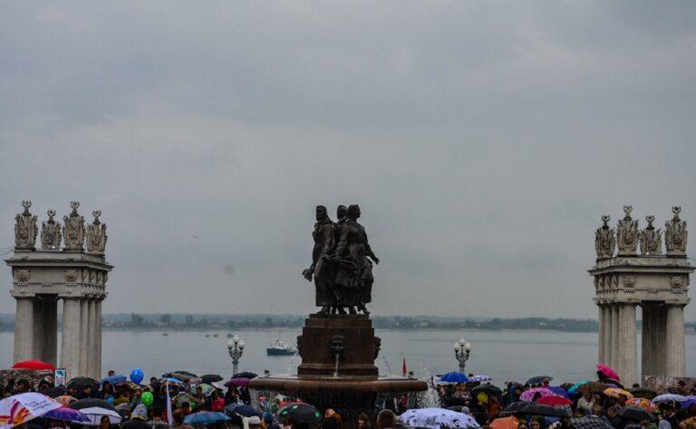 «Яростный хор-отряд» из Москвы выступит на набережной Волгограда