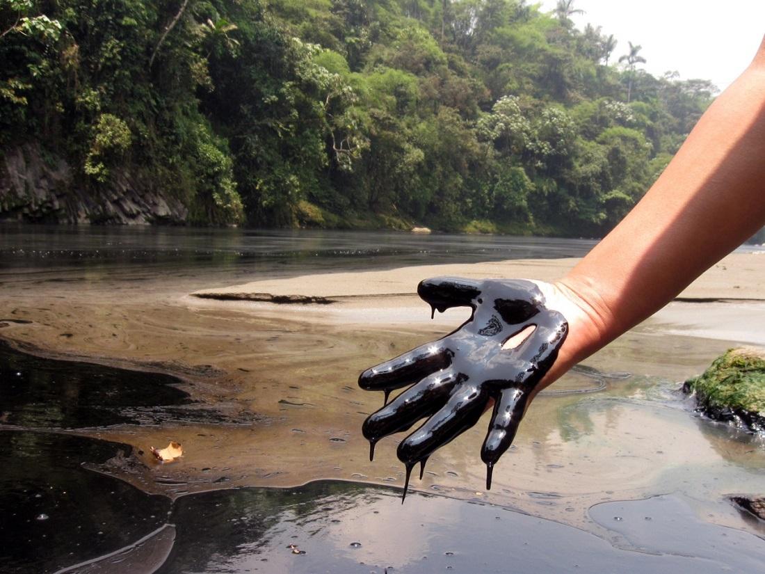 В Волгоградской области нефтяники проигнорировали загрязнение реки