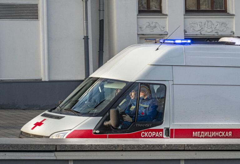 В Волгограде «Мазда» переехала 5-летнего велосипедиста на тротуаре