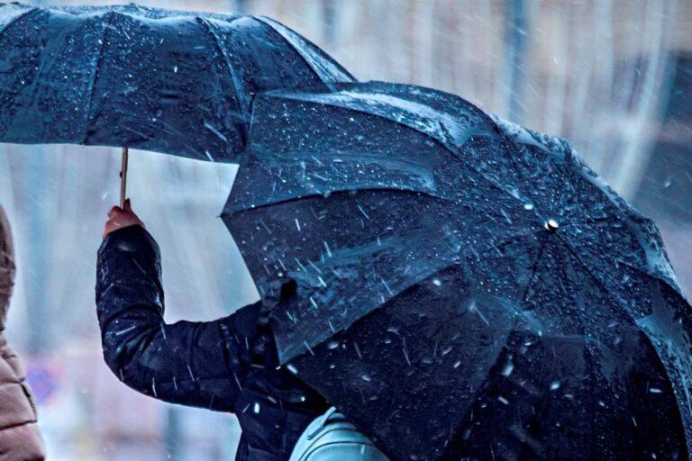 В Волгоград приходят затяжные дожди
