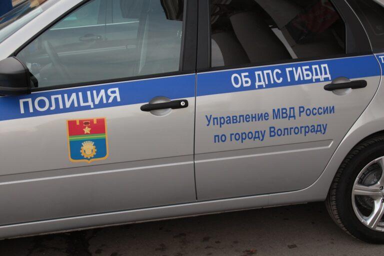 В Волгограде пьяный водитель хотел откупиться от полиции взяткой в 900 рублей
