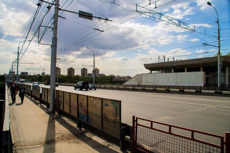 В Волгограде прокуратура обратила внимание на недостатке ремонта моста через Царицу