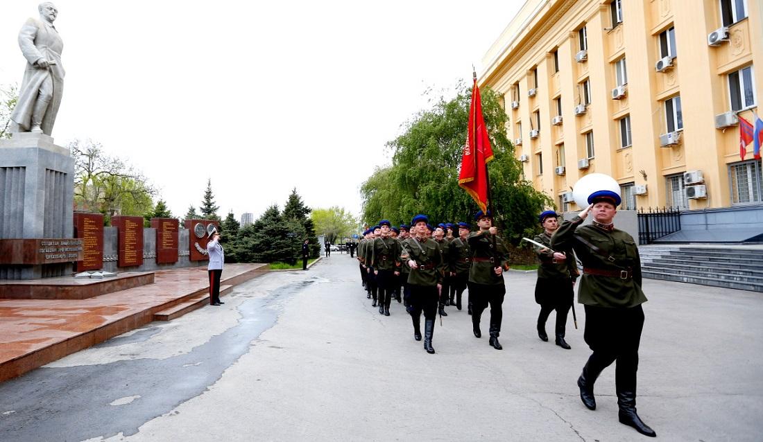 В Волгограде полицейские в форме НКВД впервые примут участие в параде 9 мая