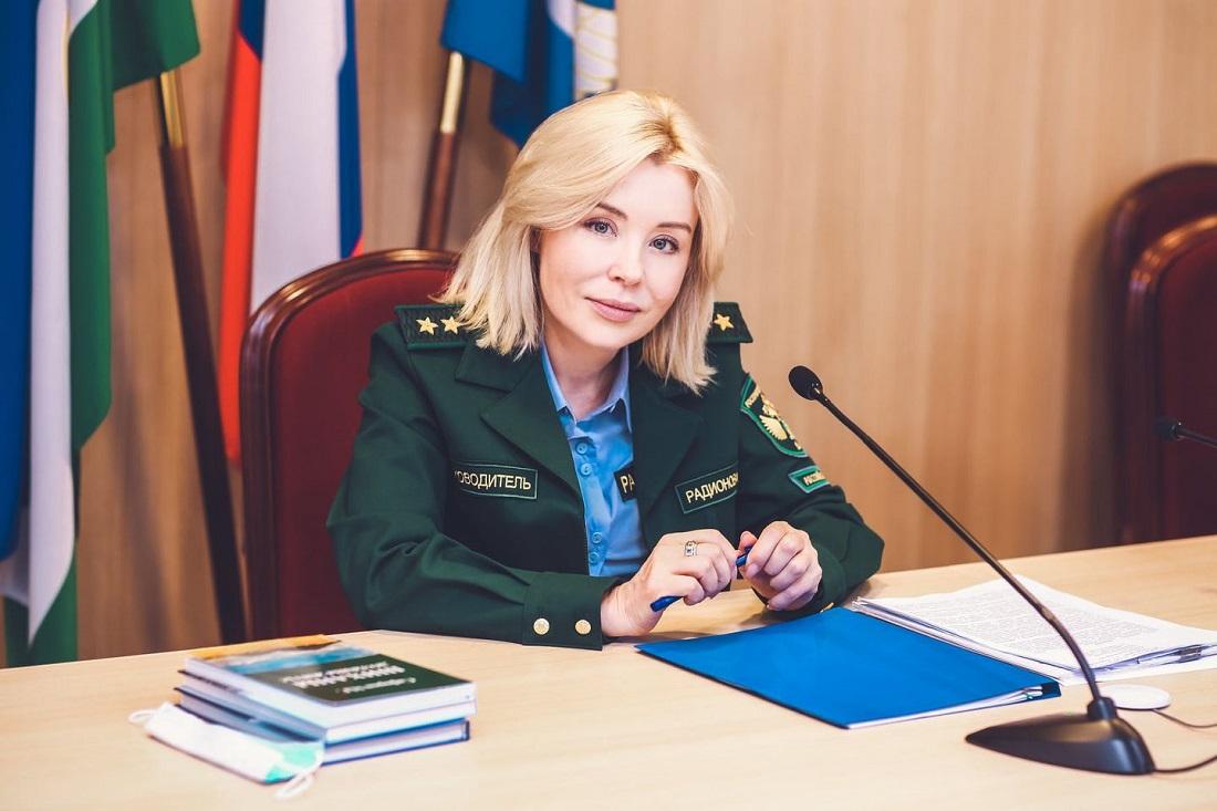 В Волгограде губернатор покажет главной блондинке Росприроднадзора Белое море «Химпрома»