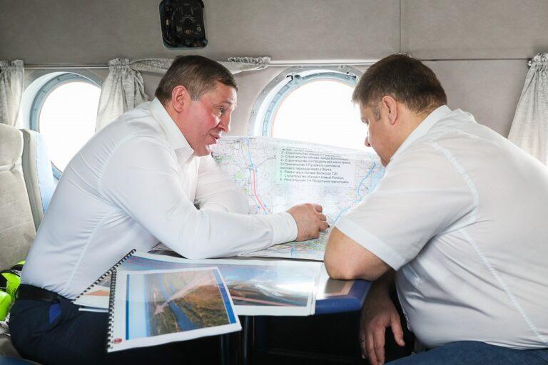Пролетая над Волгоградом: губернатор придумал новый проект мечты