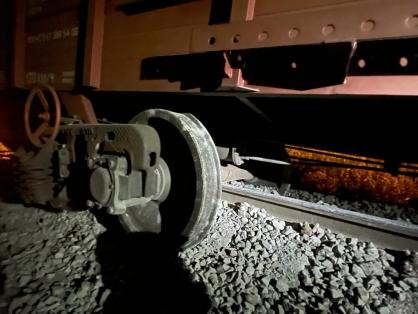 Возбуждено уголовное дело по факту схода с рельсов 19 вагонов под Волгоградом