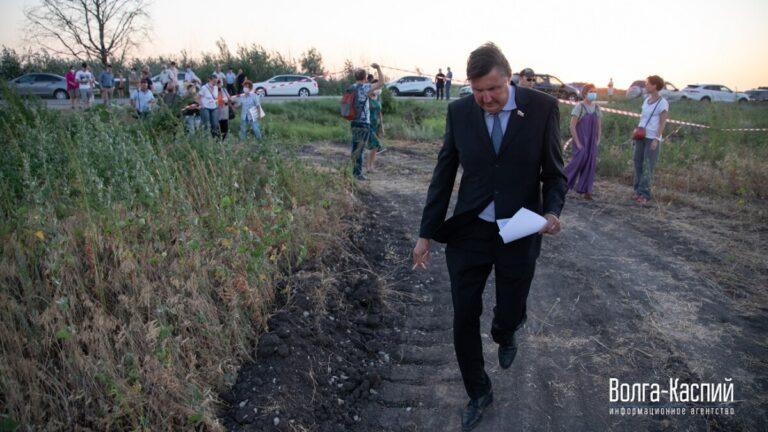Волгоградские депутаты сняли Александра Осипова с руководства комиссией по парламентскому контролю