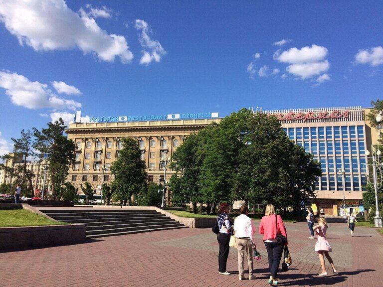 Эксперты завершили обследование здания волгоградского ЦУМа