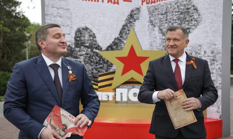 «Вам нечего здесь делать!»: в Волгограде первый замгубернатора с матом наорал на военкома области